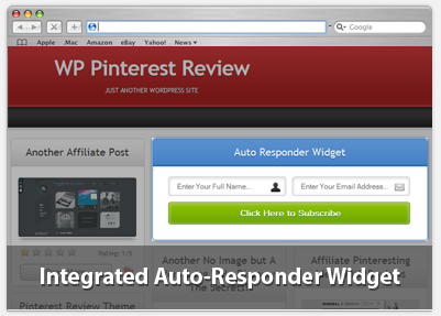 """WP Pin-Review – Powerful """"Pinterest"""" Review Theme for WordPress"""